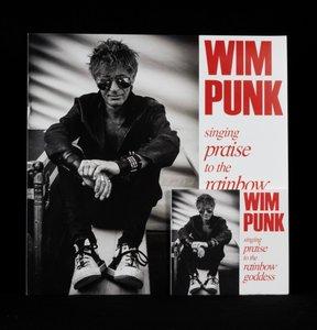 Wim Punk - Singing Praise To The Rainbow Goddess VINYL + CD
