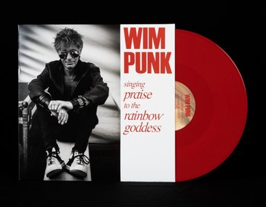 Wim Punk - Singing Praise To The Rainbow Goddess VINYL